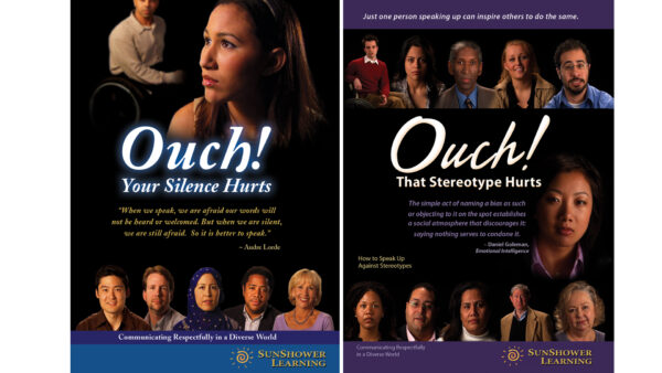 The Ouch Bundle diversity and inclusion Bundled corporate training program